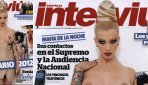 Sonia Baby portada de Interviu