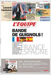 Portadas de la prensa deportiva 17-02-2012