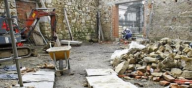 La licitación de obra en Avilés baja de 12 a 2,5 millones en un año a causa de la crisis