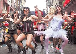 ¡Carnaval, Carnaval! pese al chaparrón