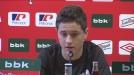 Declaraciones de Herrera | Final de Copa del Rey