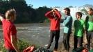 Video El Conquistador | Una lancha con destido Iguazú