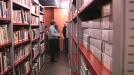Vídeo ETB visita los archivos del Museo Oteiza