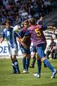 Los juveniles de la Real pierden y tendrán que remontar en Barcelona