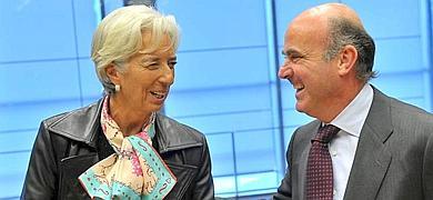 El FMI anuncia más paro y recesión para España en 2013