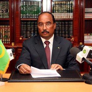 Mohamed uld Abdel Aziz, en una imagen de archivo.