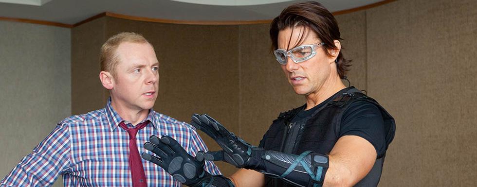 Tom Cruise prepara 'Misión Imposible 5'