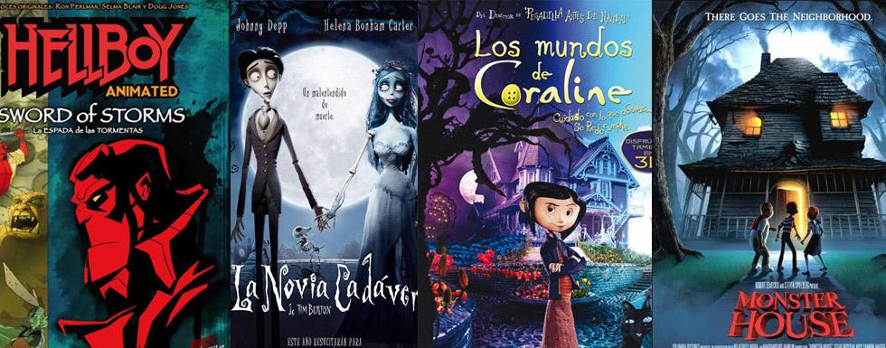 Halloween 2012: 14 películas animadas de ultratumba