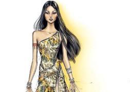 Princesas de la alta costura