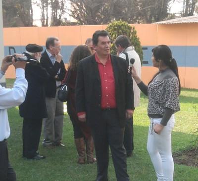IV Centenario Cofradía Virgen de Arantzazu de Lima (2)