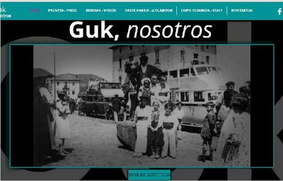 Hiru urteetako lanaren emaitza, Argentinako Euskal Diasporari buruzko 'Guk' filma, sarean ikusgai