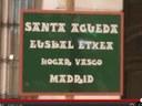 Agate Deuna-Santa Ageda Madrilgo Euskal Etxeak eratua