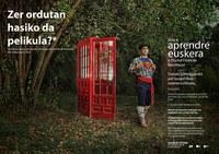Euskal Etxea de Barcelona crea una original campaña para anunciar sus clases de euskera: ¿la quieres?