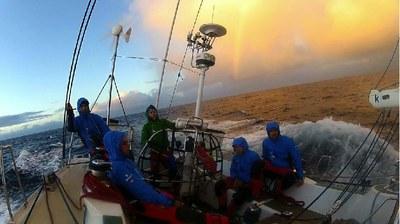 Antartika helmuga duen Pakea Bizkaia-k Argentinako zenbait portu bisitatuko ditu datozen egunetan