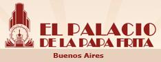 Publicidad El Palacio de la Papa Frita