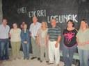 Guillermo Zudairek eraman du Saladilloko EEko EHrako bidaia, egoitza 2013an inauguratzeke