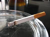 Zigarro baten irudia.