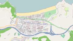 Zarautz is located in Zarautz