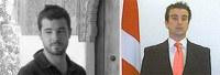 Jaurlaritzak Euskadiko Ordezkari berriak izendatu ditu AEBetan, Ander Caballero, eta Txilen, Rafael Kutz