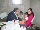 San Francisco Javier elkarte venezuelarrak El Paramoko biztanleak lagundu zituen