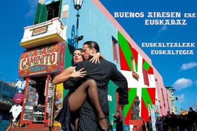 Gaur hasiko dira Buenos Aireseko Euskaltzaleak Euskaltegian 2013ko euskara klase eta tailerrak