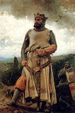 Alfonso I de Aragón por Pradilla (1879).jpg