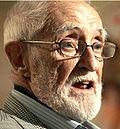 El escritor, humanista y economista español José Luis Sampedro