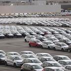 El sector de la automoción, con VW a la cabeza, soporta el mayor peso de la actividad exterior.