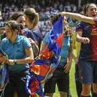 Partido Athletic femenino-Barcelona.