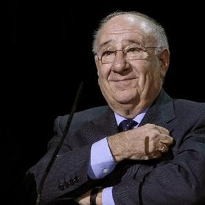 Alfredo Landa, en el año 2007, cuando recibió el Goya de Honor.