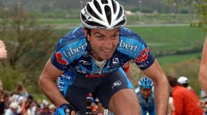 El ciclista Ángel Vicioso, en una fotografía de archivo.