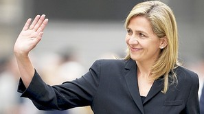 Cristina de Borbón fue apartada de los actos oficiales de la Casa Real en octubre de 2011.