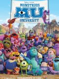 Ver la ficha de Monstruos university