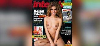 Interviú desnuda a Oriana