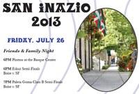 Dena prest dago Boisen, iganderaino luzatuko diren bertako San Inazio 2013 jaiei ekiteko