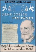 """La pastorale """"René Cassin"""" à Bayonne"""