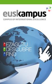 EUSKAMPUS, campus de excelencia internacional