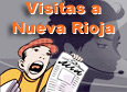 Visitas a Nueva Rioja