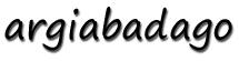 Argiabadago
