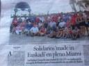 Joseba Andoni mutikoaren aldeko sostengu kanpainak Miamitik Euskal Herriko prentsara jauzi egin du