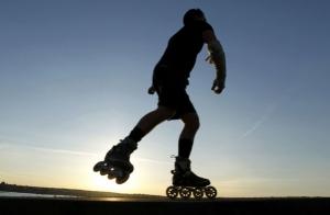 4 clases de patinaje sobre ruedas