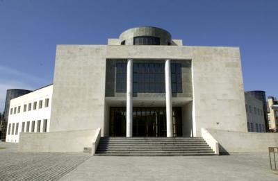 The Basque Goverments headquarters, in Vitoria-Gasteiz