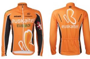 Maillot del equipo ciclista Euskaltel