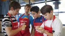 Basque Culinary Center-ek elikadura osasungarria sustatuko du gaztetxoen artean