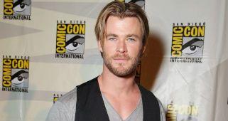 Chris Hemsworth, elegido el hombre más sexy del mundo