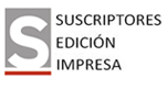 Suscriptores edición impresa