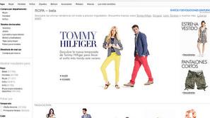 Amazon lanza en el Estado su tienda de moda con más de 2.000 marcas.