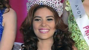 Maria José Alvarado, recién coronada Miss Mundo 2014.