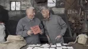 Imagen del vídeo de Canal Sur.