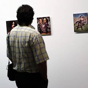 Exposición colectiva de artistas en La Ciudadela.